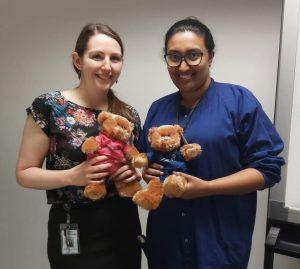 2019 Co-Presidents Dr Anastasia Castles and Dr Sita Murugappan